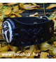 Bőr Karkötő Tagua Dió Díszítéssel  BK7